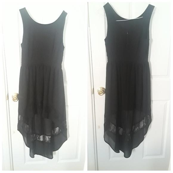 Forever 21 Dresses & Skirts - Black long dress